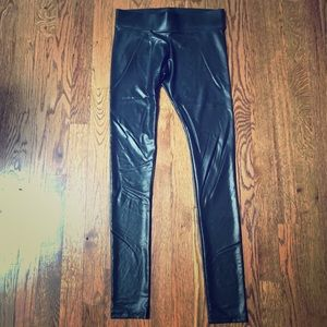 Guess pleather leggings